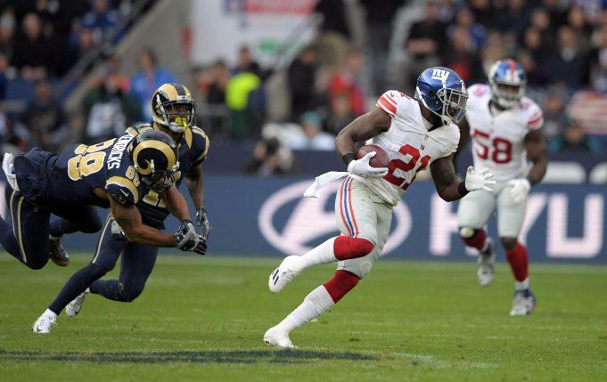 New York Giants 17, Los Angeles Rams 10: Landon Does London (Highlights) 2