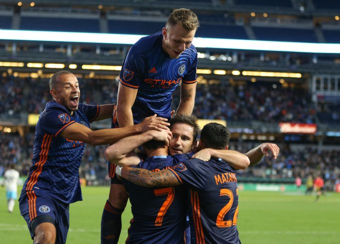 New York City FC vs. Toronto FC: Full Playoff Preview 1
