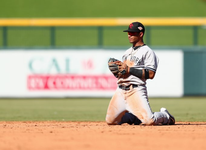 New York Yankees No. 2 Prospect Named AFL Player Of The Week