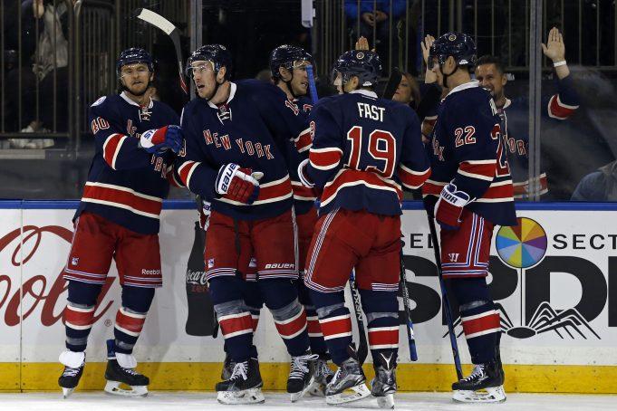 New York Rangers Reaction: The Comeback Kids