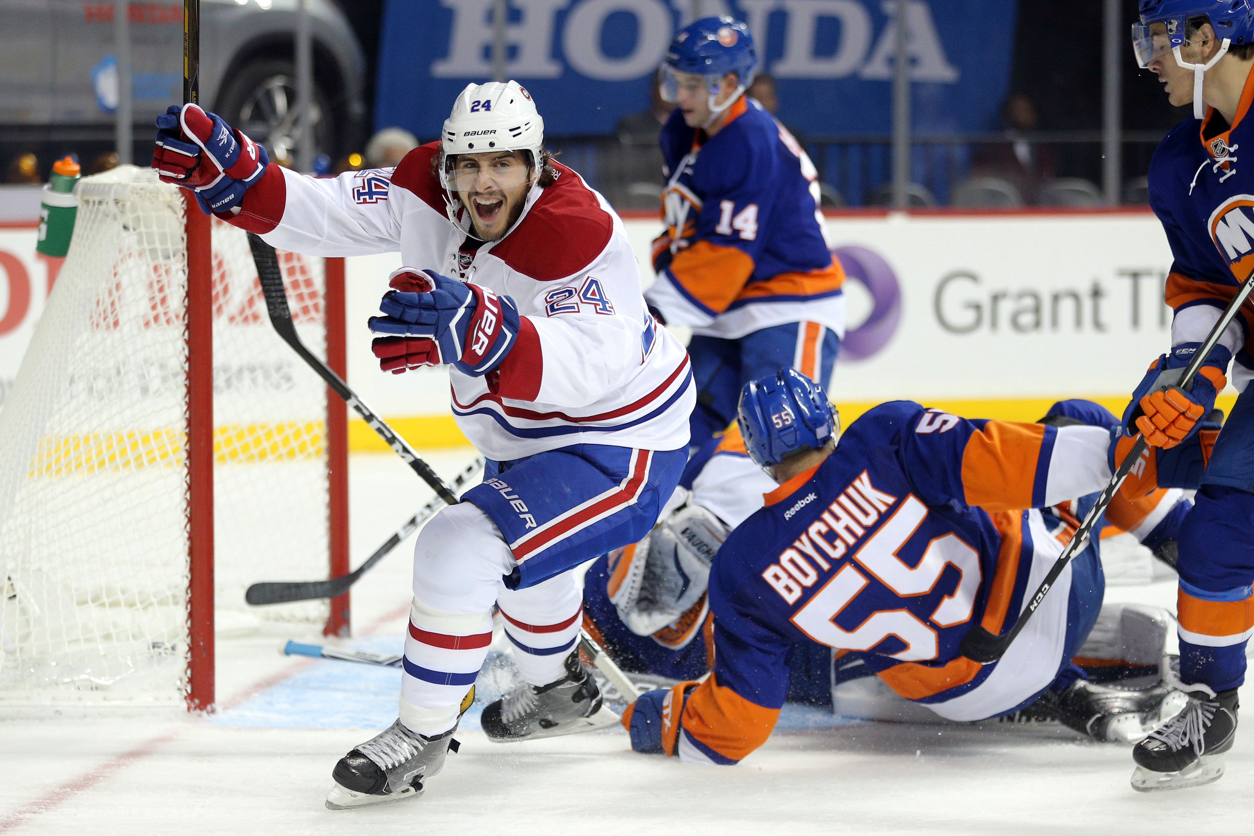 New York Islanders Can't Handle Canadiens At Barclays (Highlights)