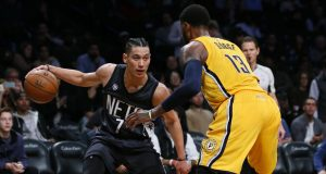 Nets Earn First Victory Behind Lin's Near Triple-Double (Highlights) 3