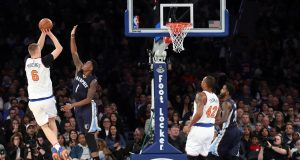 KP, Knicks Handle Grizzlies In Home Opener (Highlights)