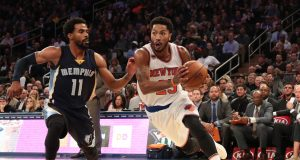 Practice time pays off for Derrick Rose and the New York Knicks