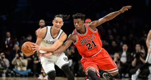 Butler, Bulls Blow Out Nets In Brooklyn (Highlights)
