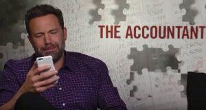 Ben Affleck Drops F-Bomb When He Hears Score Of Patriots-Bills