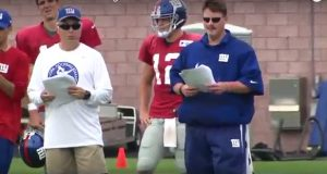 Watch: Eli Manning & Ereck Flowers Talk New York Giants Struggles, Brush Off Shoving Incident 3