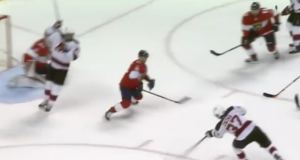 Pavel Zacha Tallies First NHL Goal In New Jersey Devils Loss (Video)