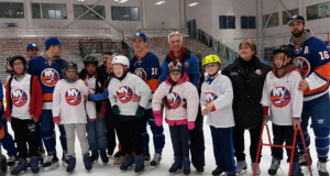 New York Islanders prove there is more to life than sports (Video)