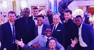 Former New York Yankees reunite at Dellin Betances' wedding