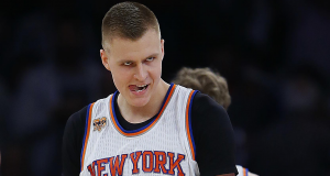 Kristaps Porzingis Stars in New York Knicks Victory Over Pistons (Highlights) 2