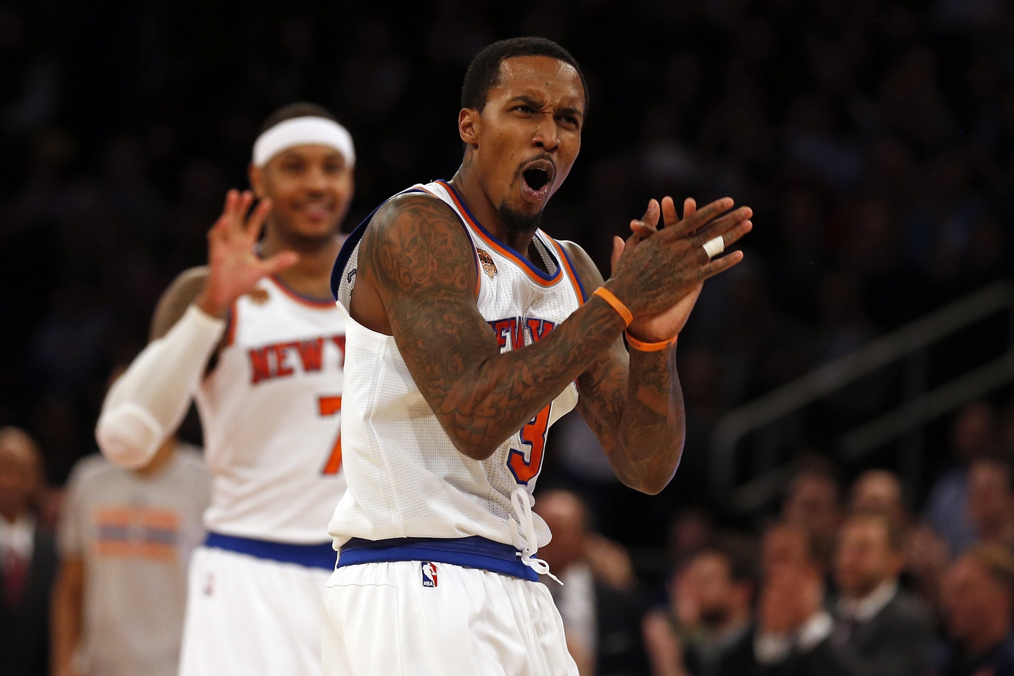 New York Knicks: Brandon Jennings has accepted his new role