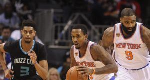 New York Knicks spoil Brandon Jennings' big night with loss to Hornets (Highlights)