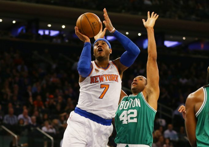 New York Knicks Catching the Boston Celtics at the Right Time