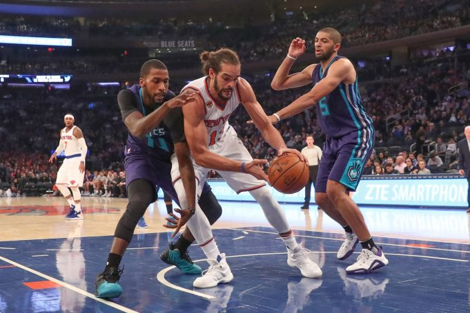 New York Knicks: The frustrating start to Joakim Noah's tenure
