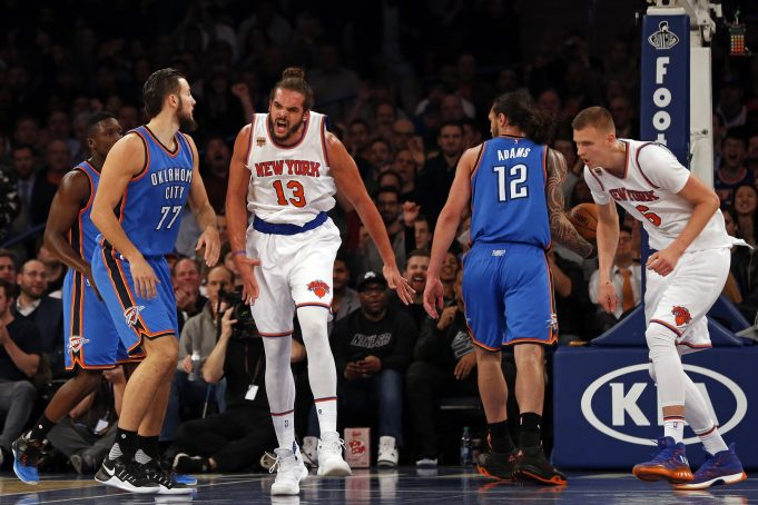 New York Knicks: Joakim Noah didn't deliver in the fourth quarter