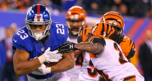 New York Giants Must Figure Out Run Game to Reach Playoffs 1
