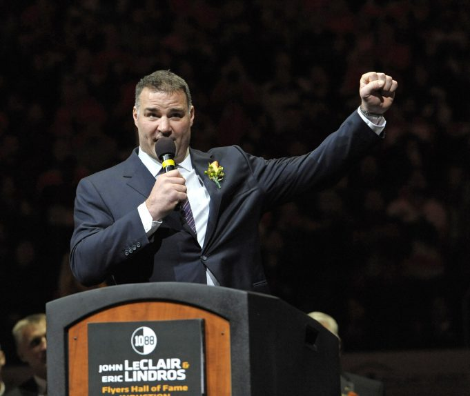 New Jersey Devils Foe Eric Lindros Among 2016 Hall of Fame Class