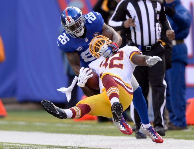 Former New York Giants Safety Antrel Rolle Retires 2