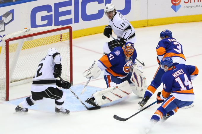 New York Islanders: A Swap With Los Angeles Kings May Be On 2