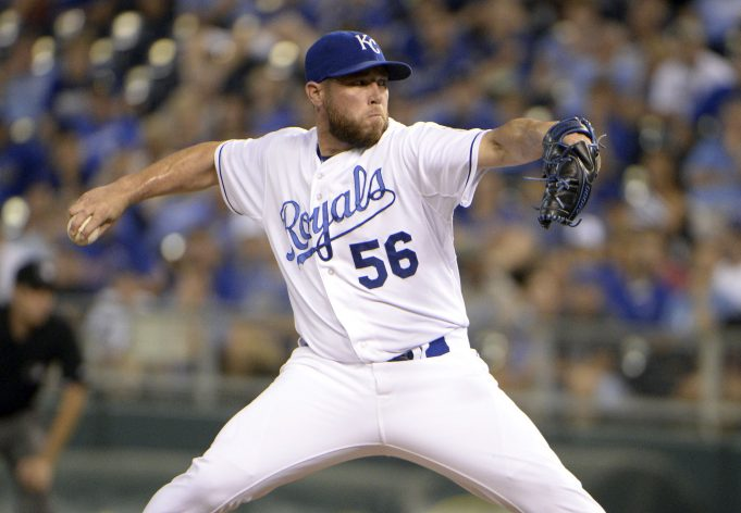 New York Mets Taking A Look At Ex-All-Star Closer Greg Holland
