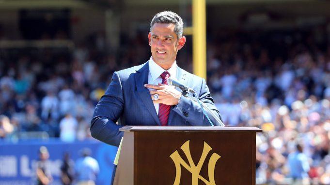 Jorge Posada New York Yankees