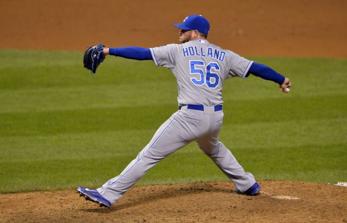New York Yankees Plan To Send Scouts To Greg Holland Showcase (Report)