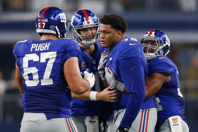 New York Giants' Ereck Flowers Receives Ruling Regarding Shoving Reporter