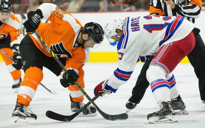 New York Rangers, Philadelphia Flyers ready for Black Friday matinee