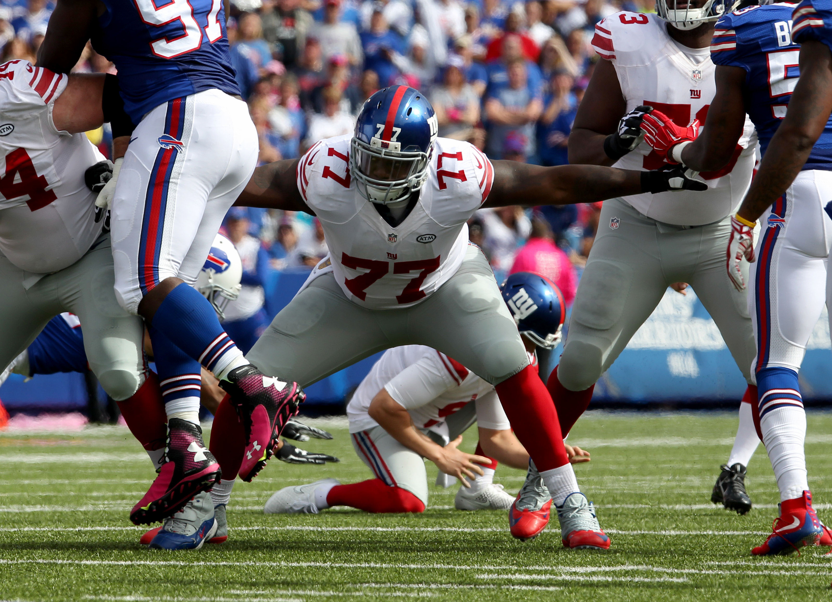 New York Giants: John Jerry's Reinvented Himself