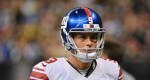 New York Giants: Twitter goes crazy over Brad Wing's braces (Tweets)
