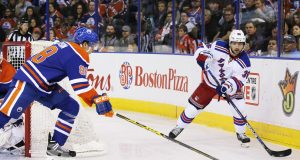 New York Rangers Look to Continue Offensive Dominance Against Oilers