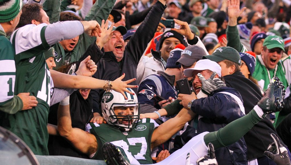 New York Jets: Ryan Fitzpatrick, Brandon Marshall Era Boils Down To 'Almost' 2