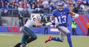 Fresh Odell Beckham Jr., New York Giants Play Host To Philadelphia Eagles 1