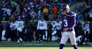 Minnesota Vikings Release Struggling Kicker Blair Walsh