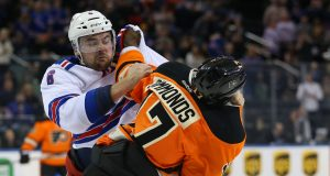 New York Rangers Trade Dylan McIlrath To Panthers For D Steven Kampfer