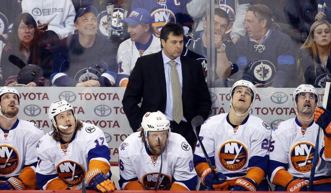 New York Islanders: Jack Capuano Safe Despite 'Fire Cappy' Chants