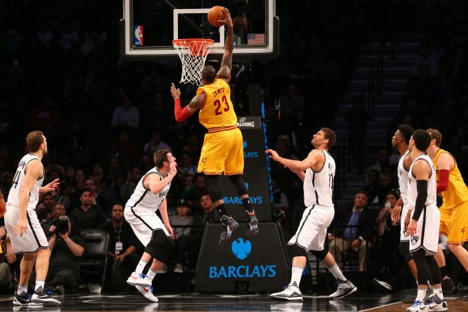 LeBron James Takes Subtle Shot At Brooklyn Nets