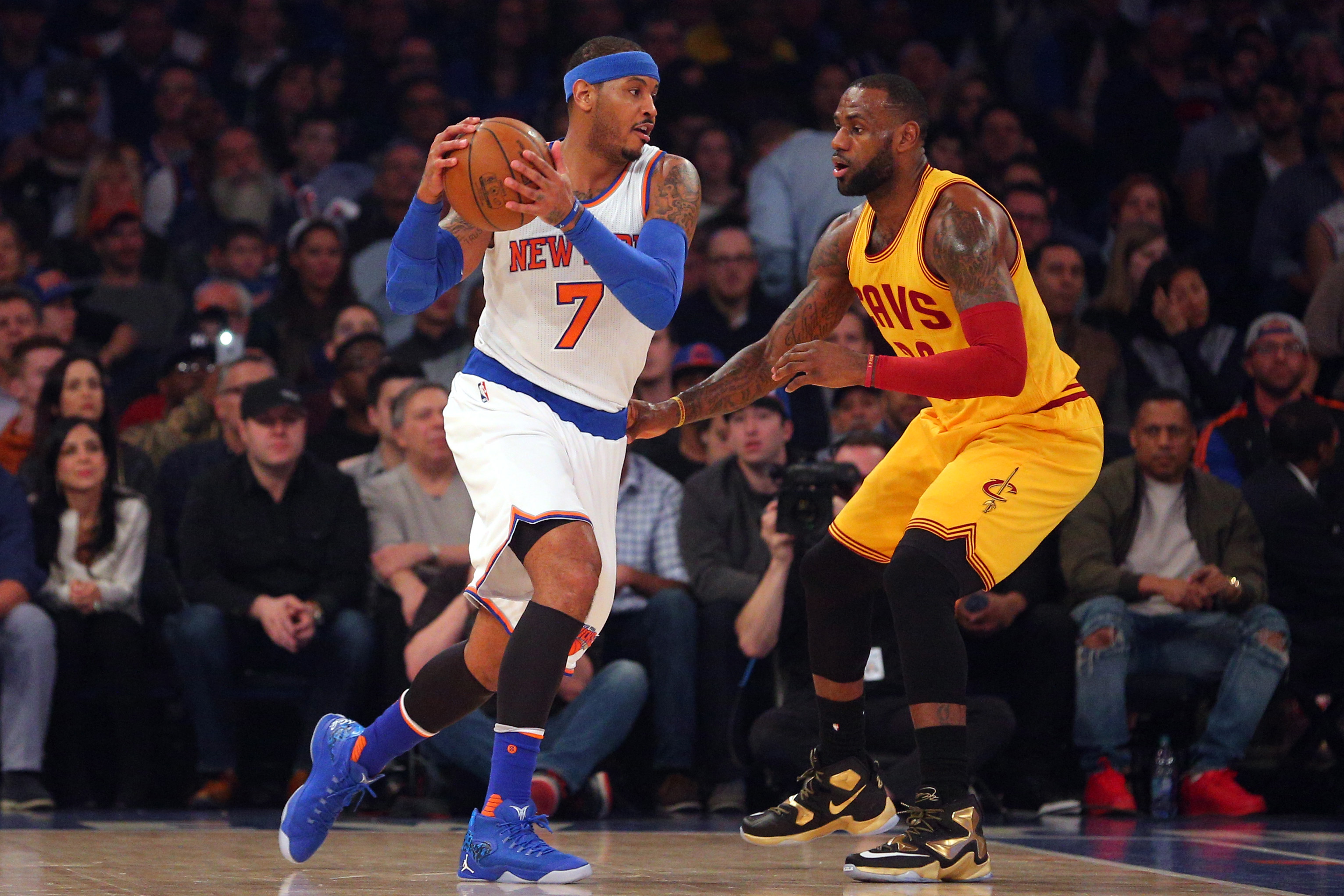 27fe6aec189e New York Knicks  Carmelo Anthony Isn t a Fan of Phil Jackson s  Posse   Comment