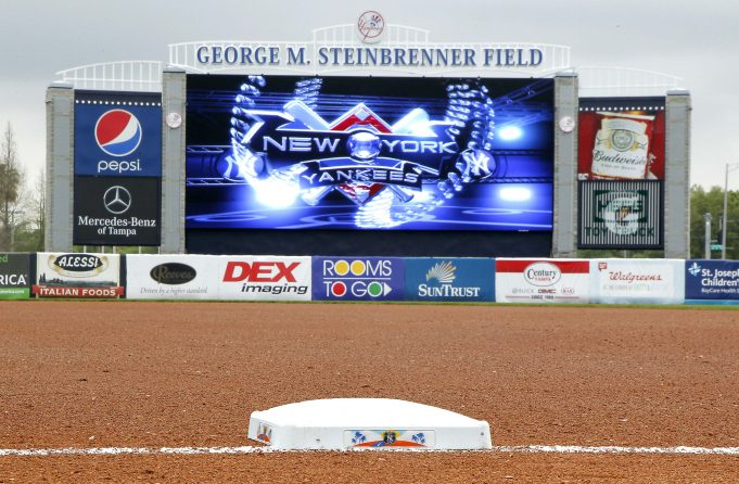 New York Yankees Announce Date For First Spring Training Game