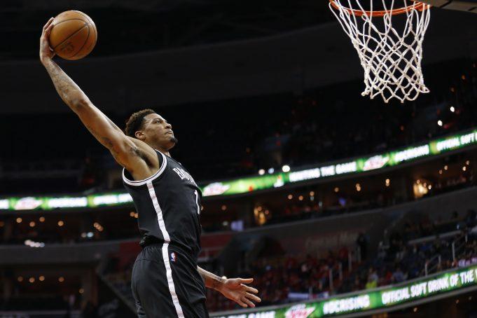 Brooklyn Nets Assign Chris McCullough To D-League
