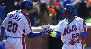 New York Mets 'Around the Horn' 2017 Roster Update 1