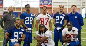New York Giants: How Will Last Year's Rookies Progress in 2017? 1