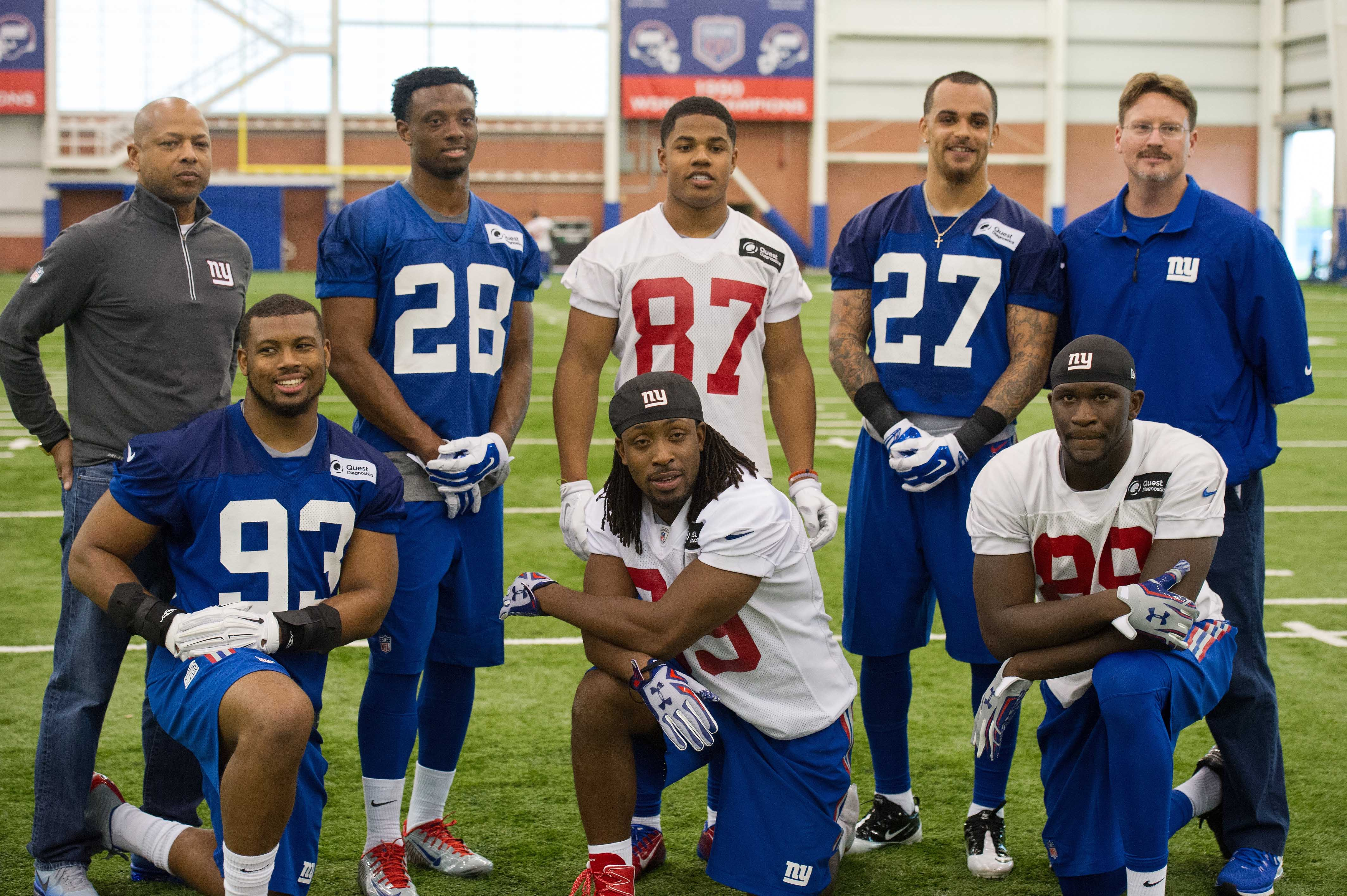 3fec6e7e New York Giants GM Jerry Reese is Silencing Critics with 2016 Draft ...