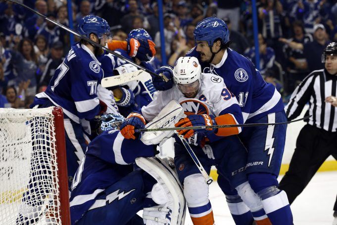 New York Islanders Hit The Road To Face Lightning 2