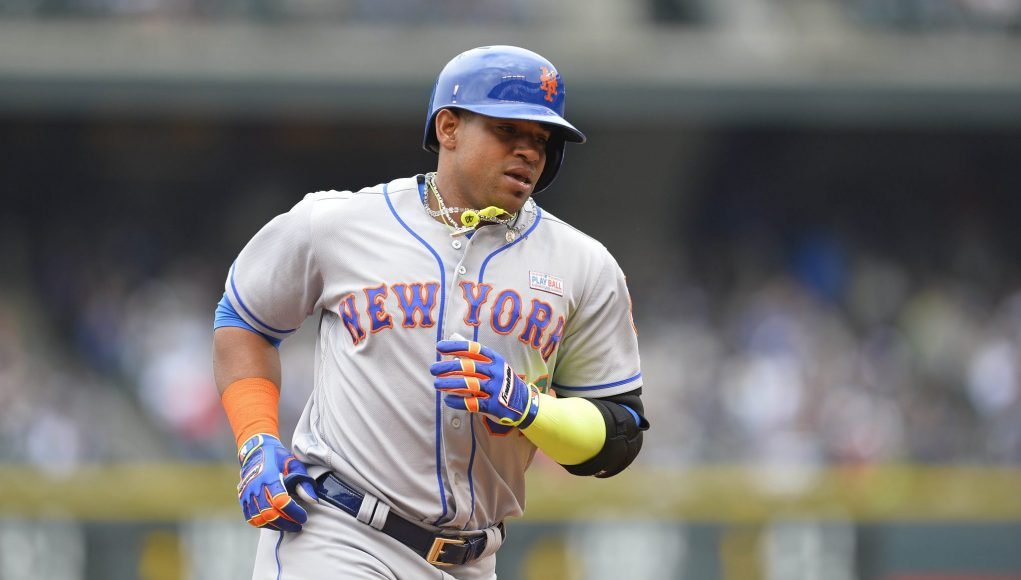 The New York Mets outfield needs more than just Yoenis Cespedes