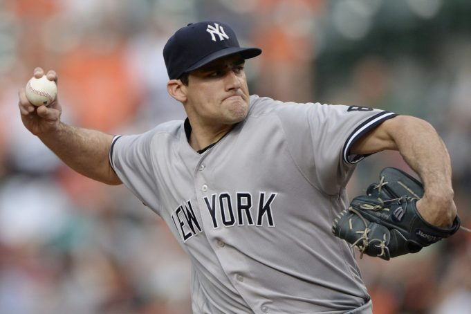 New York Yankees unconditionally release a trio of hurlers