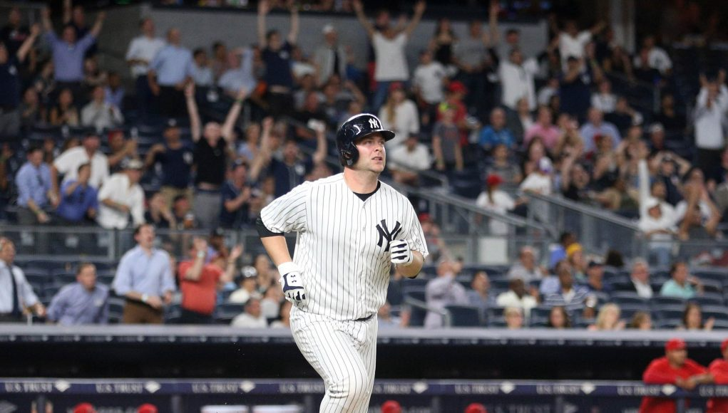 The New York Yankees Need Righty Bat To Coincide With Brian McCann 2