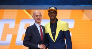 Caris LeVert returns to practice, still no timetable for return