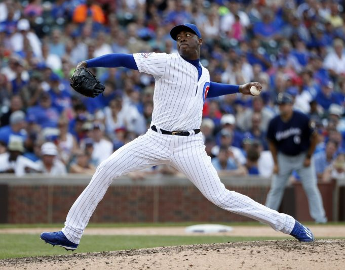 Aroldis Chapman may not strike it rich with the New York Yankees